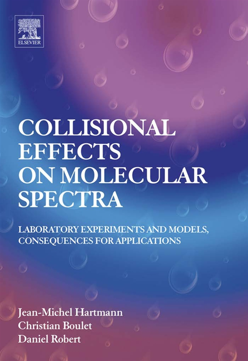 Collisional Effects on Molecular Spectra