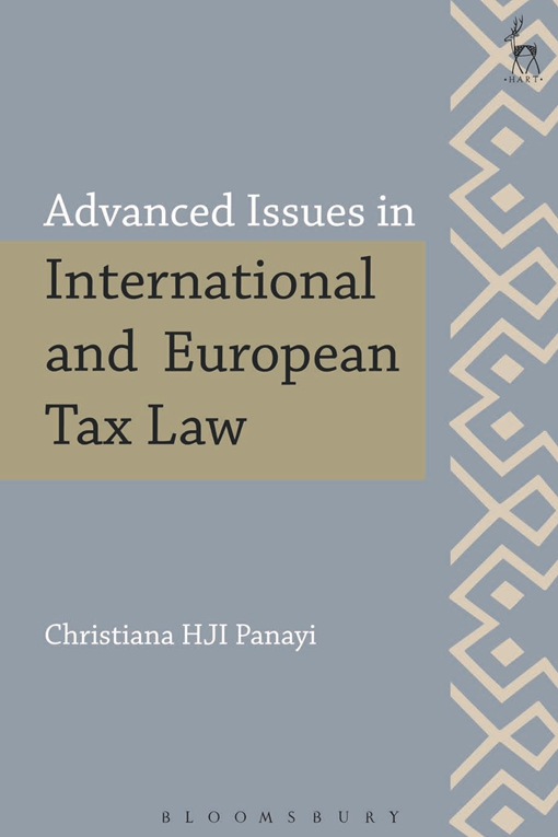 Advanced Issues in International and European Tax Law