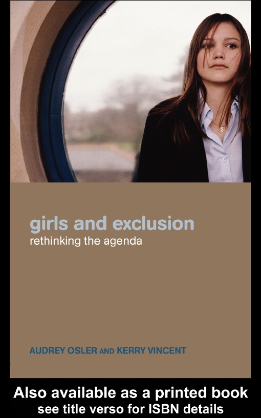 Girls and Exclusion
