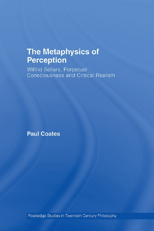Metaphysics of Perception