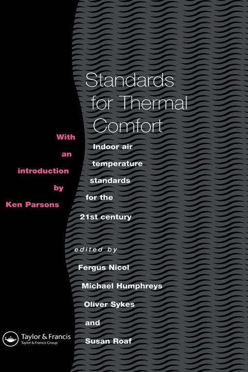 Standards for Thermal Comfort