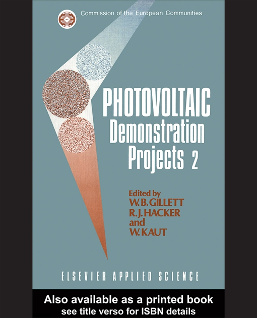Photovoltaic Demonstration Projects 2