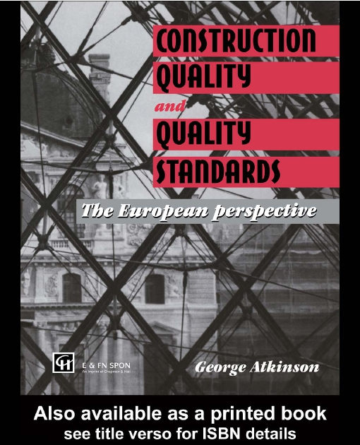 Construction Quality and Quality Standards