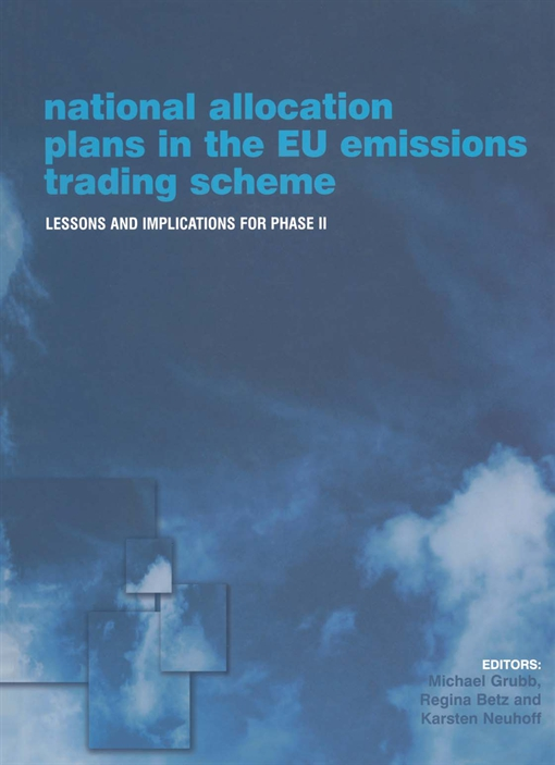 National Allocation Plans in the EU Emissions Trading Scheme