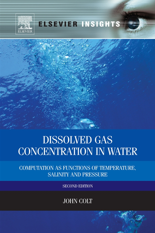 Dissolved Gas Concentration in Water