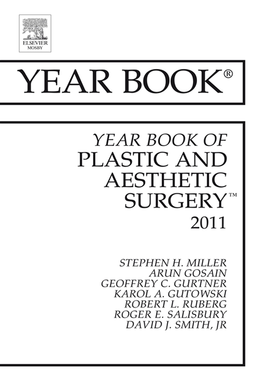 Year Book of Plastic and Aesthetic Surgery 2011 - E-Book