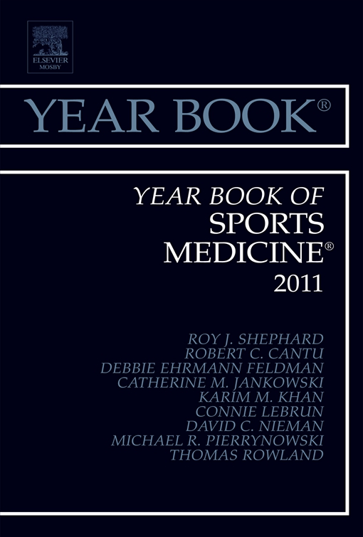 Year Book of Sports Medicine 2011