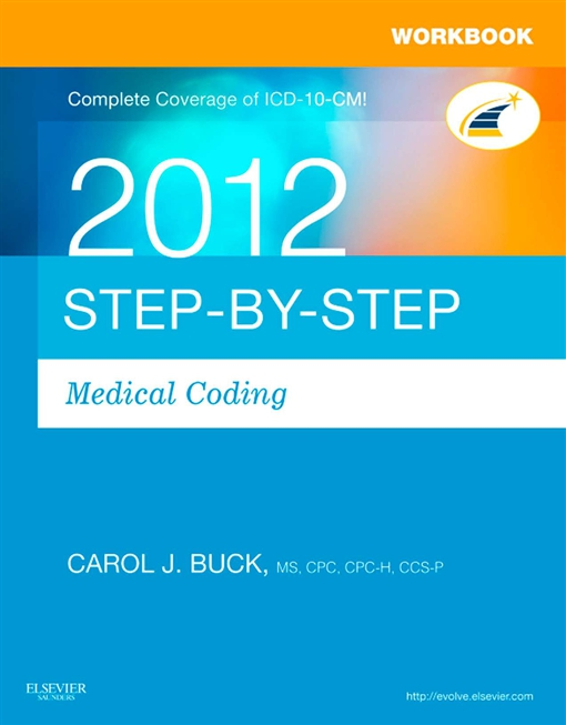 Workbook for Step-by-Step Medical Coding, 2013 Edition - E-Book
