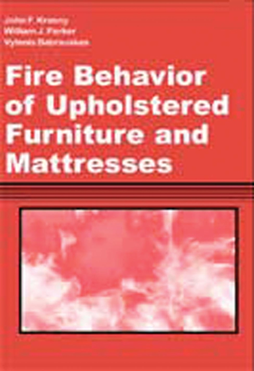 Fire Behavior of Upholstered Furniture and Mattresses