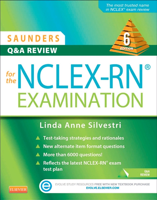 Saunders Q&A Review for the NCLEX-RN® Examination - E-Book
