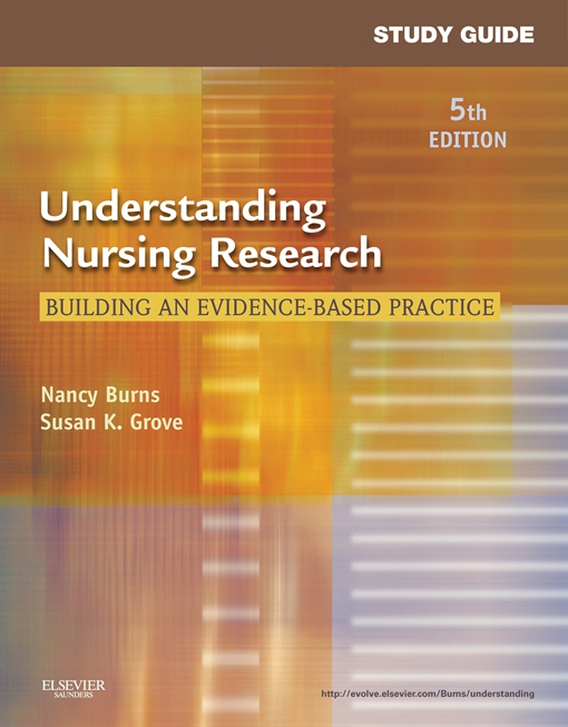 Study Guide for Understanding Nursing Research -E-Book