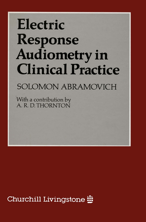 Electric Response Audiometry in Clinical Practice