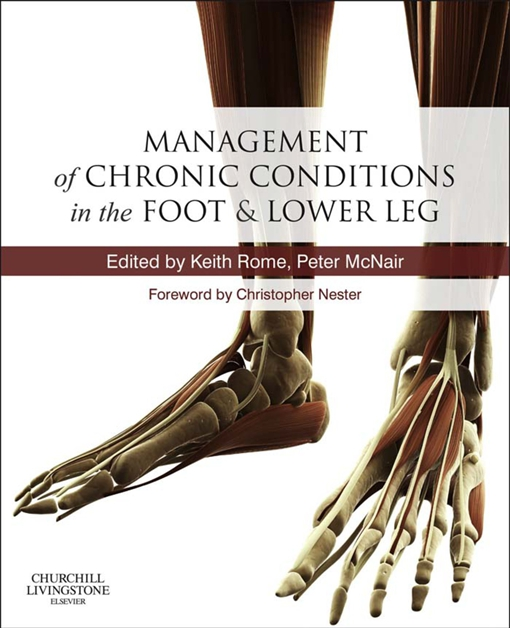 Management of Chronic Musculoskeletal Conditions in the Foot and Lower Leg E-Book