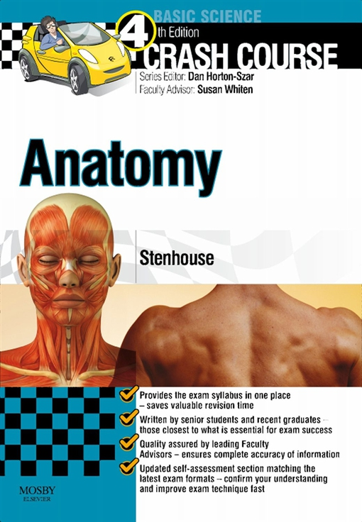 Crash Course Anatomy Updated Edition