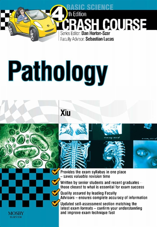Crash Course Pathology: Updated Edition
