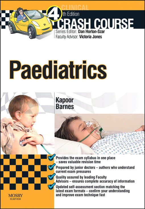 Crash Course Paediatrics Updated Edition