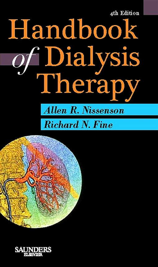 Handbook of Dialysis Therapy E-Book