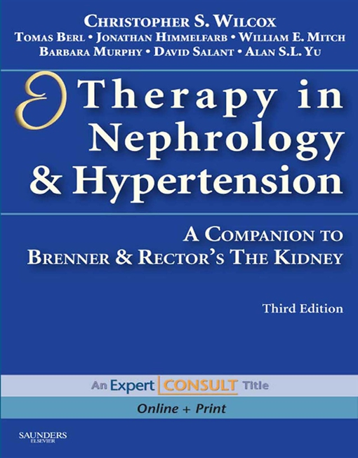 Therapy in Nephrology and Hypertension