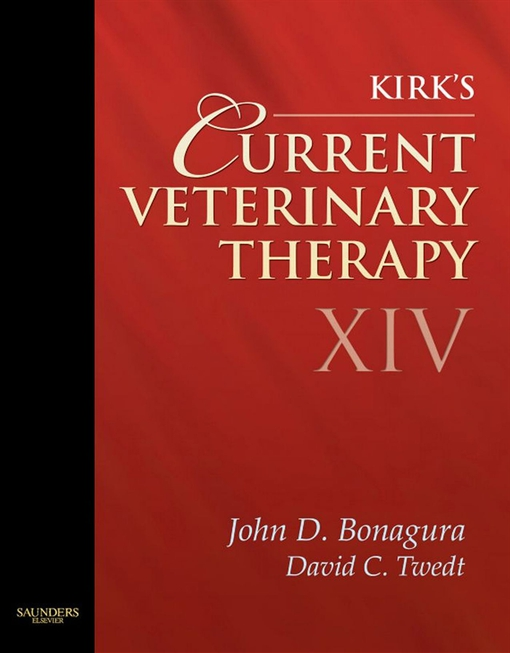 Kirk's Current Veterinary Therapy XIV - E-Book