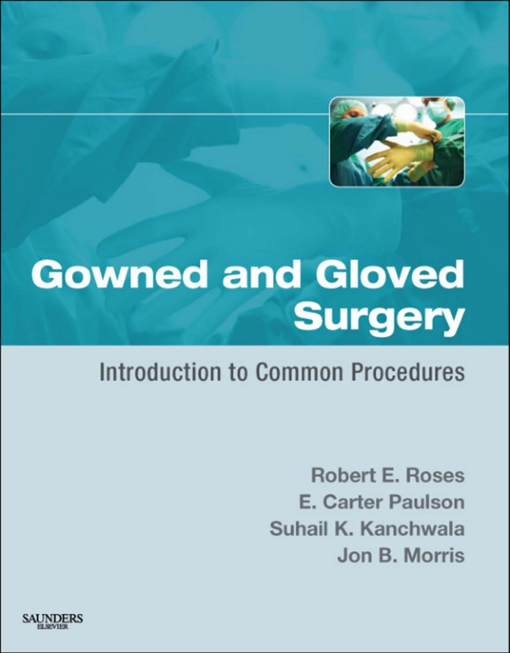 Gowned and Gloved Surgery