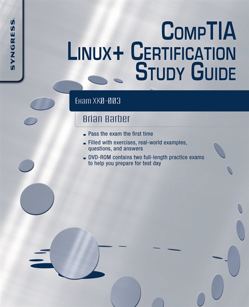 CompTIA Linux  Certification Study Guide (2009 Exam)