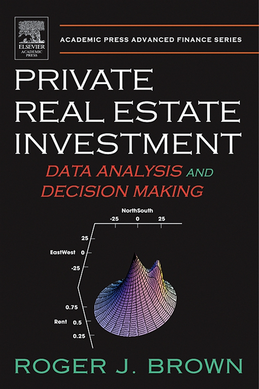 Private Real Estate Investment