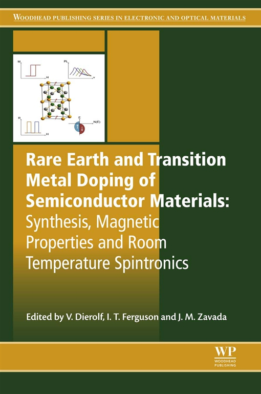 Rare Earth and Transition Metal Doping of Semiconductor Materials