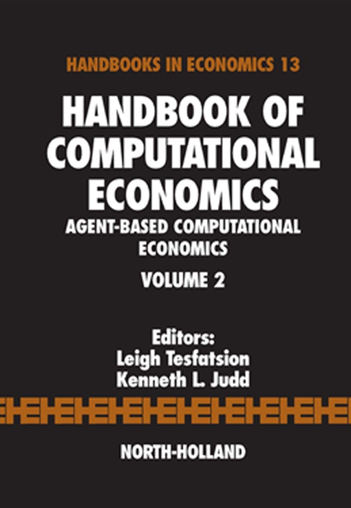 Handbook of Computational Economics