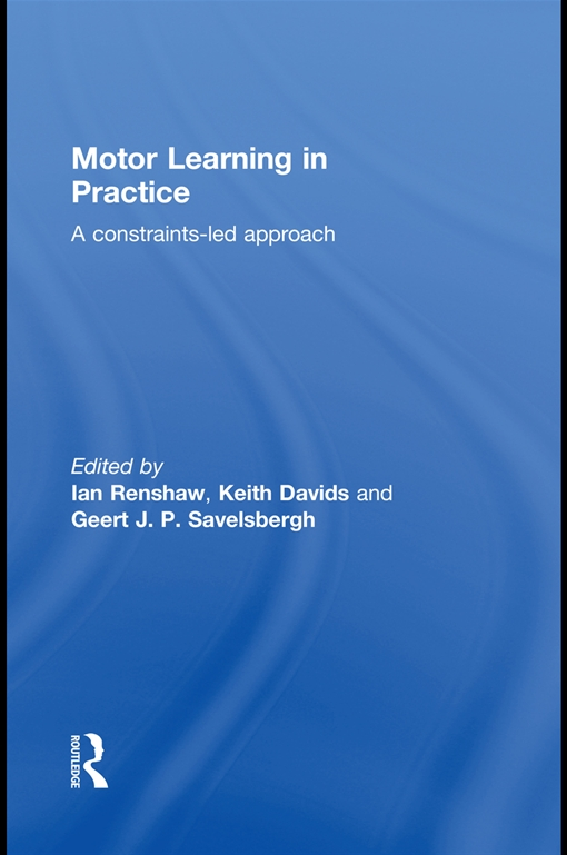 Motor Learning in Practice