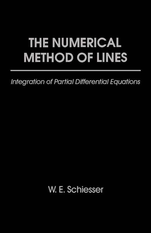 The Numerical Method of Lines
