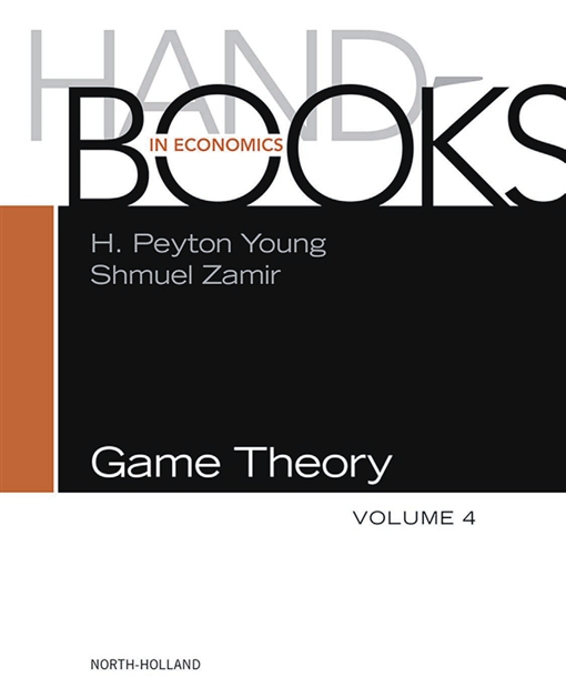 Handbook of Game Theory