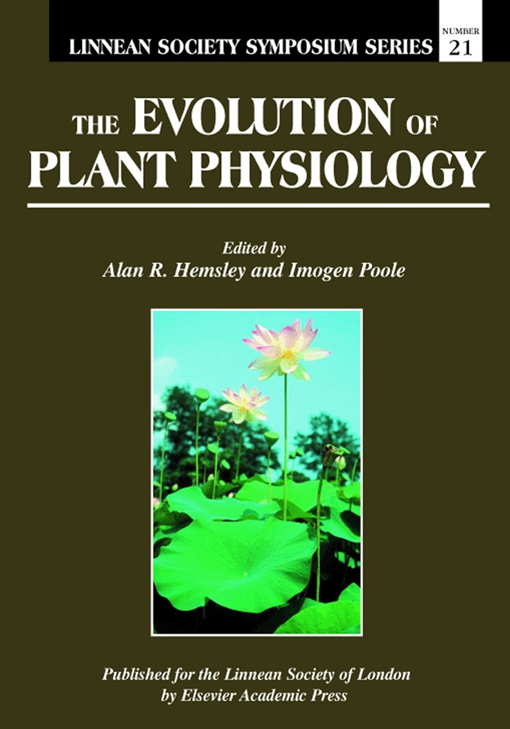 The Evolution of Plant Physiology