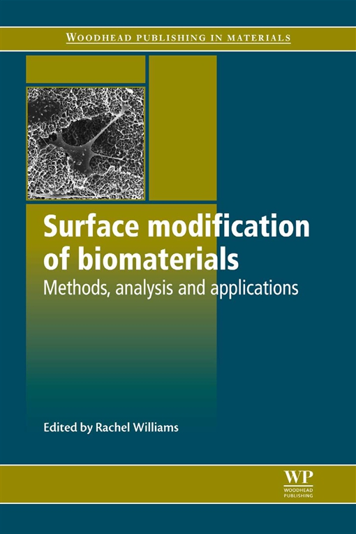 Surface Modification of Biomaterials