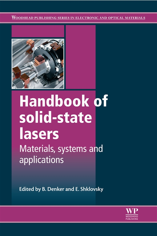 Handbook of Solid-State Lasers