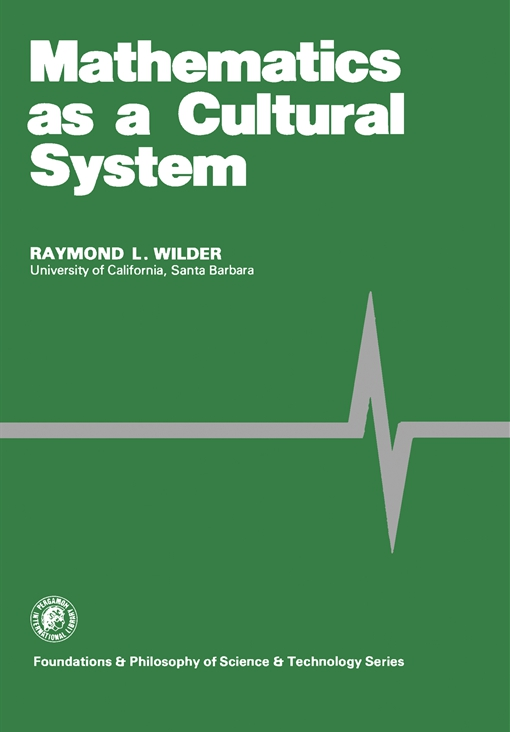 Mathematics as a Cultural System