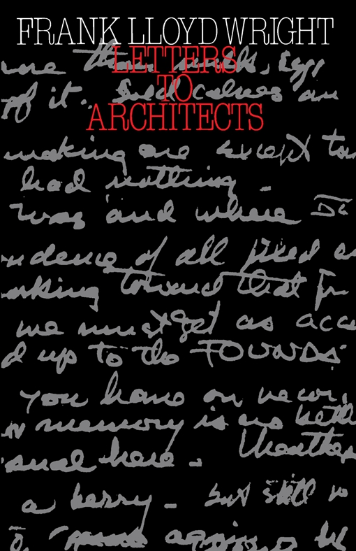 Letters to Architects