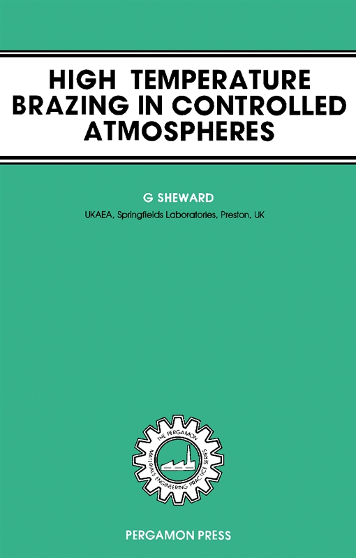 High-Temperature Brazing in Controlled Atmospheres