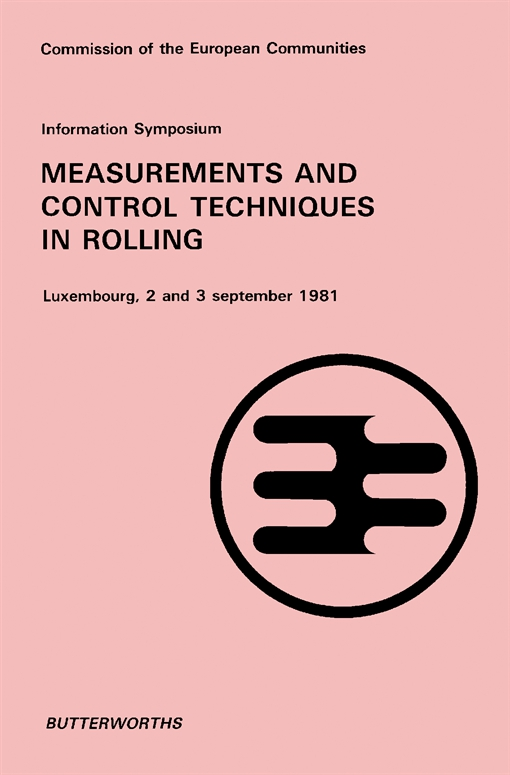 Information Symposium Measurement and Control Techniques in Rolling