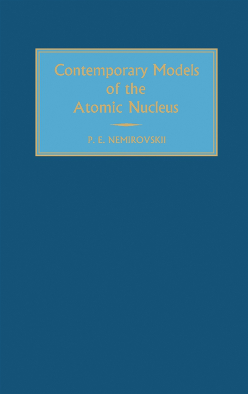 Contemporary Models of the Atomic Nucleus