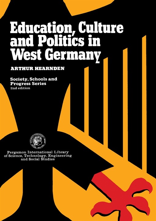 Education, Culture, and Politics in West Germany