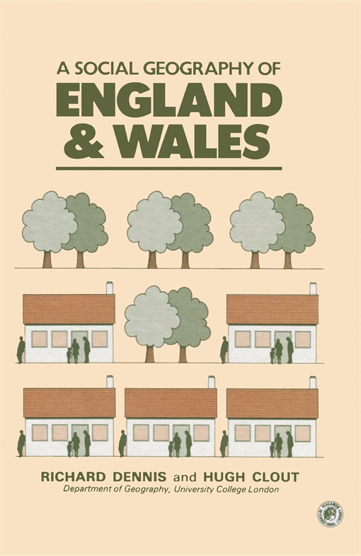 A Social Geography of England and Wales