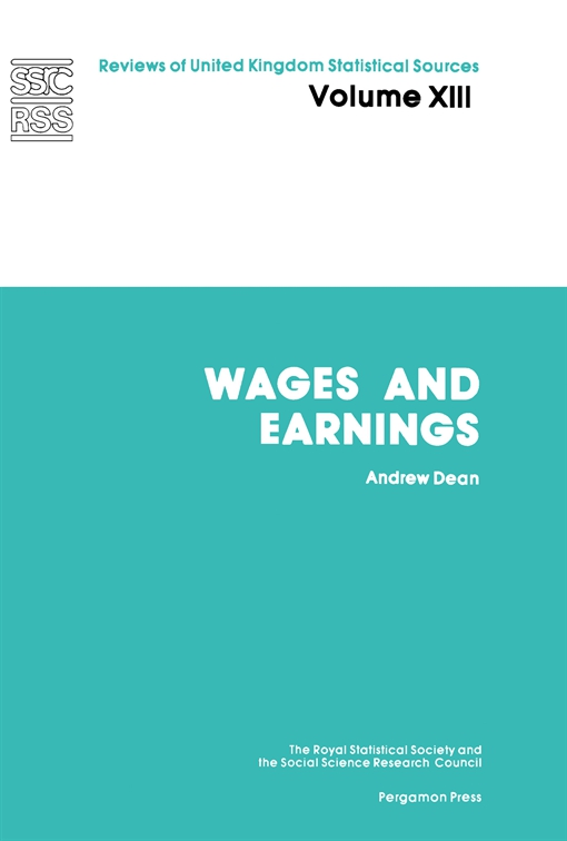 Wages and Earnings