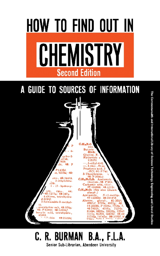 How to Find Out in Chemistry