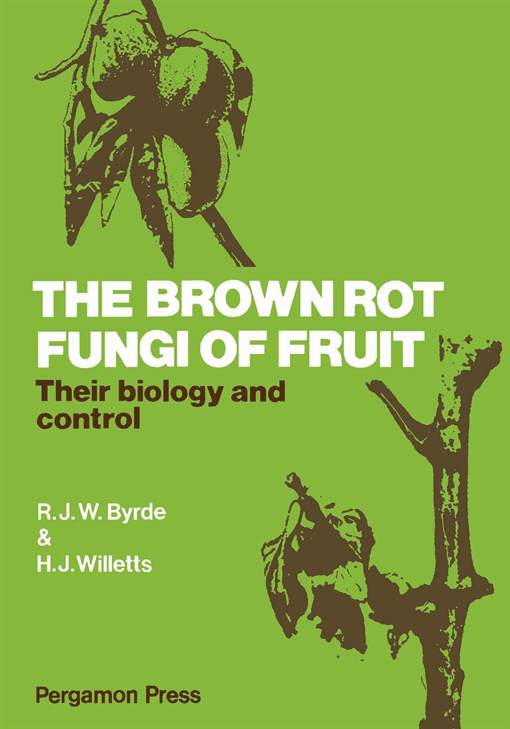 The Brown Rot Fungi of Fruit