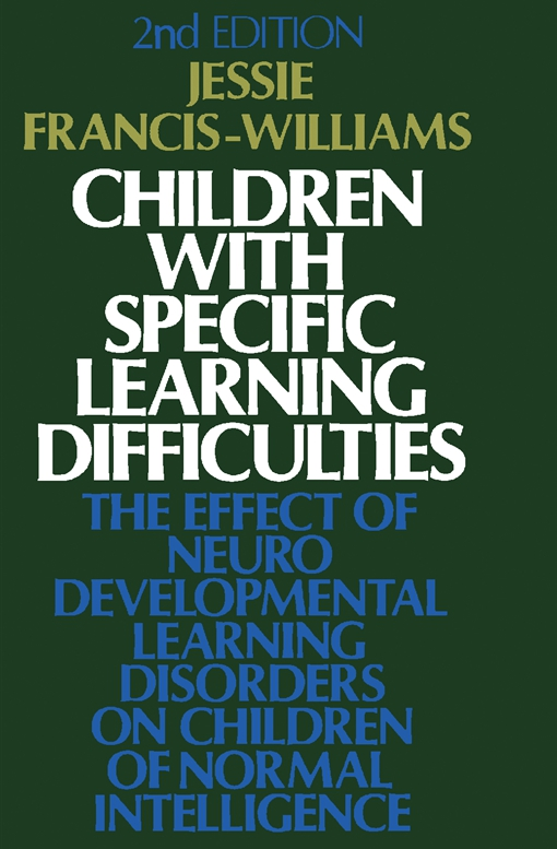 Children with Specific Learning Difficulties
