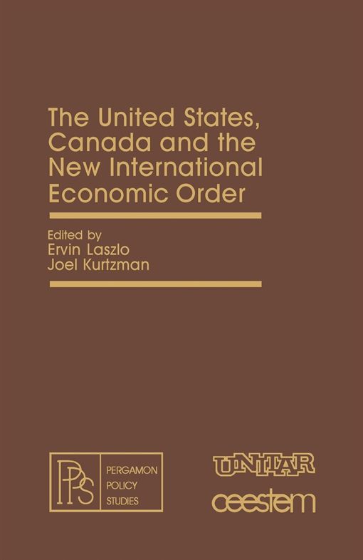 The United States, Canada and the New International Economic Order