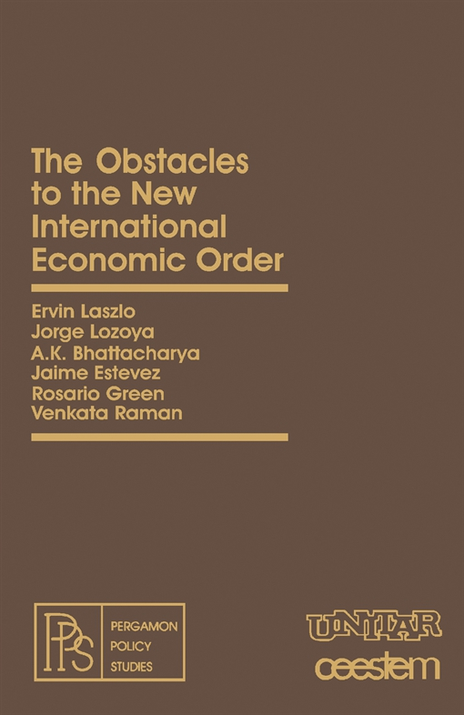 The Obstacles to the New International Economic Order
