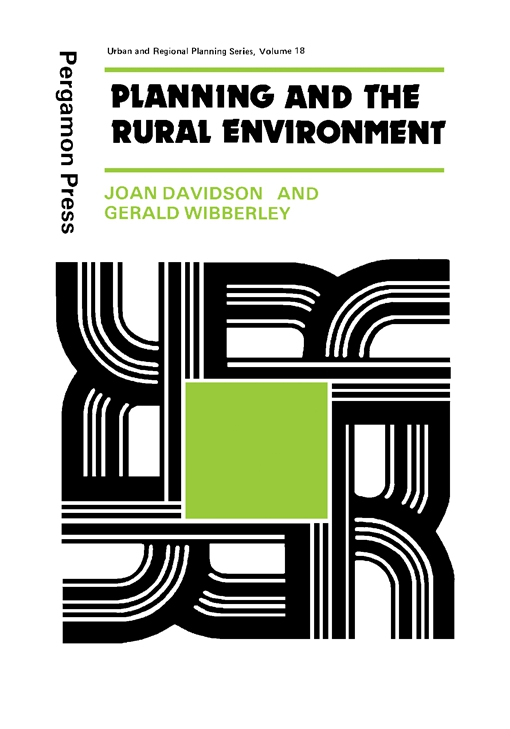 Planning and the Rural Environment