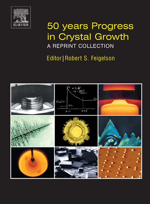 50 Years Progress in Crystal Growth