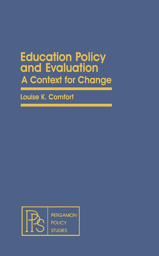 Education Policy and Evaluation